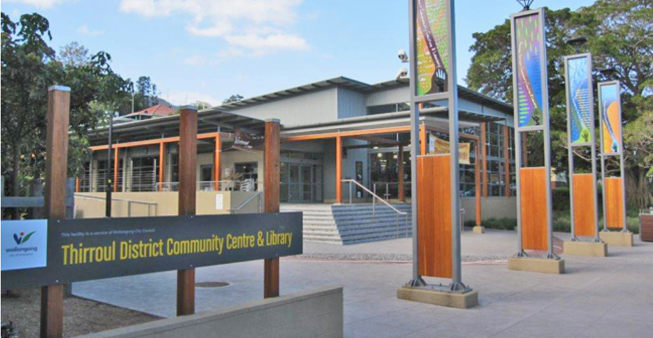 Saying thanks for the Thirroul library – School holidays and beyond, what's happening in the heart of the community this month